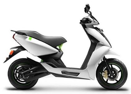 Ather 450 Electric Scooter Price in India