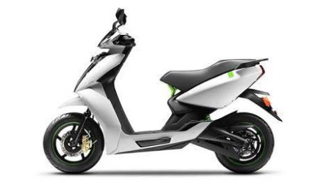 Ather 450 Electric Scooter specifications