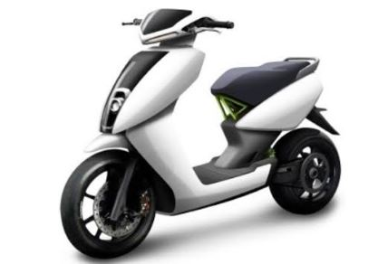 Ather Energy S340 Electric Scooter Price in India