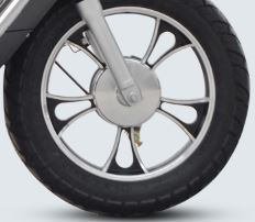 Hero Electric Flash LA Mag Alloy Wheels