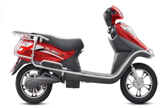 Hero Flash LA Electric Scooter Price in India Specs Range Review Mileage Top Speed