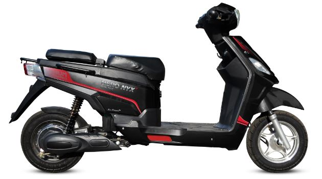 Hero Nyx E5 Electric Scooter Price in India Specs Range Review Mileage Top Speed Overview