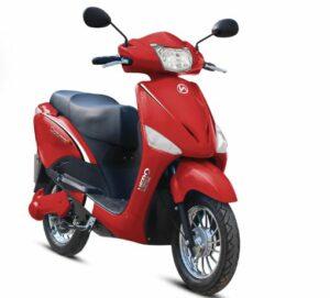 Hero OPTIMA E5 Electric Scooter Price in India