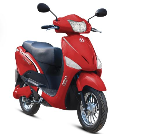 Hero OPTIMA E5 Electric Scooter Price in India