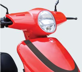 Hero Photon 72v Electric Scooter Aerodynamic Style