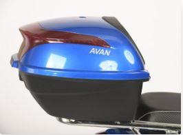 Avan Motors Xero Electric Scooter Utility Box