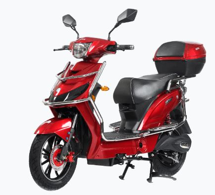 Avan Xero Plus Electric Scooter Price, Mileage, Images, Colours, Specs