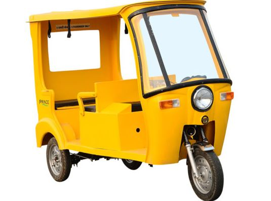 Gem Prince E-Rickshaw Price, Specifications, Key features & Images