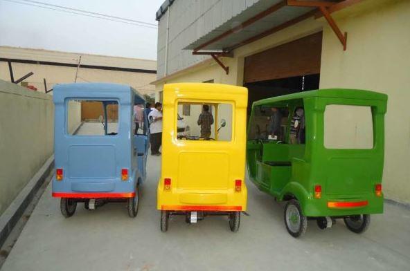 Gem Prince E-Rickshaw price in India