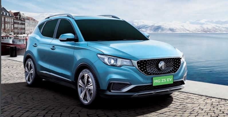 MG ZS EV Price in India, Specs, Range, Mileage, Interior Features and Images