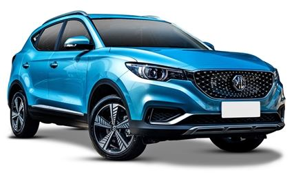 MG ZS EV Price in India