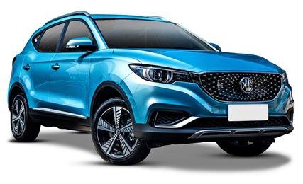 MG ZS EV Price in India