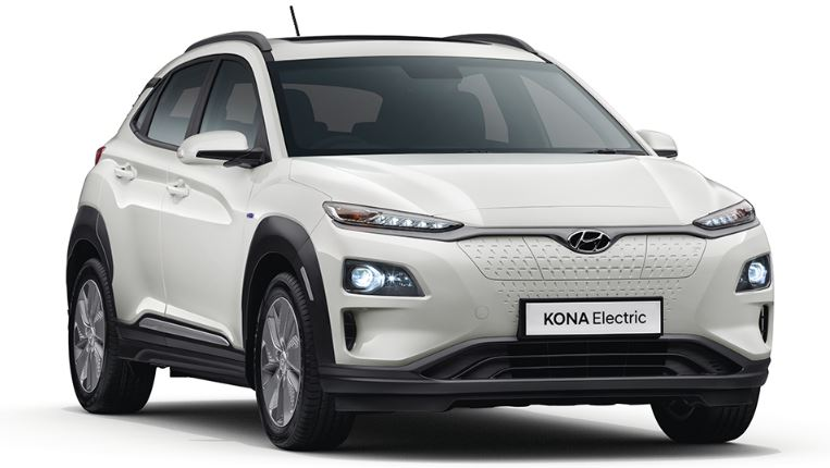 Hyundai Kona Electric Price, Specifications, Top Speed, Mileage, Review & Images