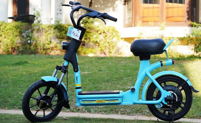 Yulu Miracle Electric Bike Price in India