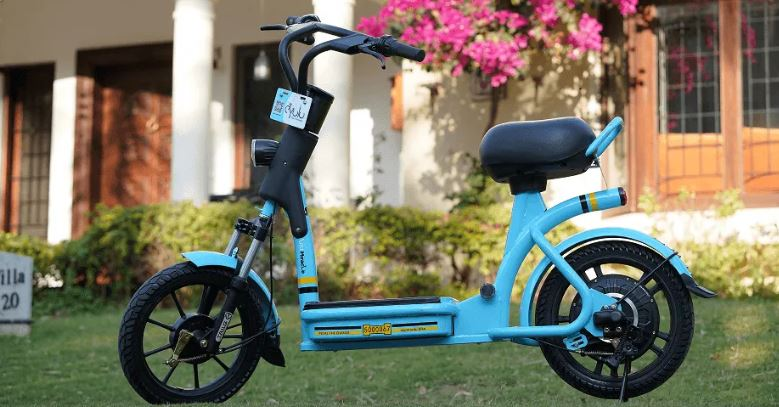 Yulu Miracle Electric Bike Specifications