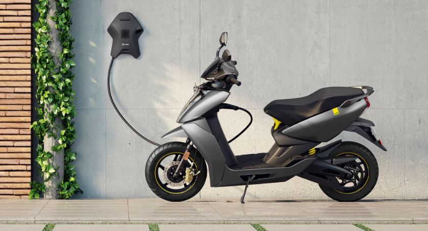 Ather 450X Electric Scooter Price, Range, Specification, Review & Images