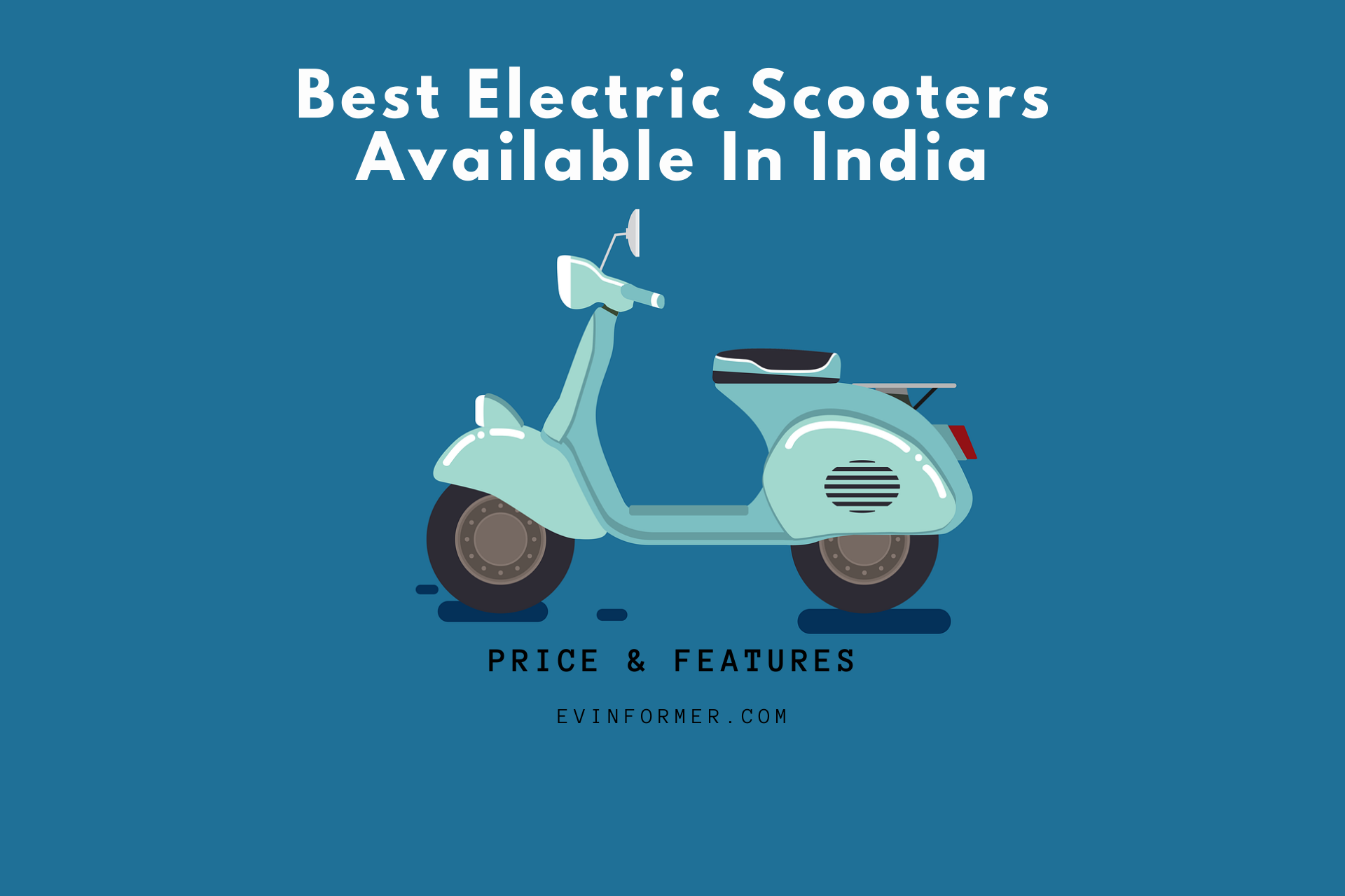 Best Electric Scooters Available In India