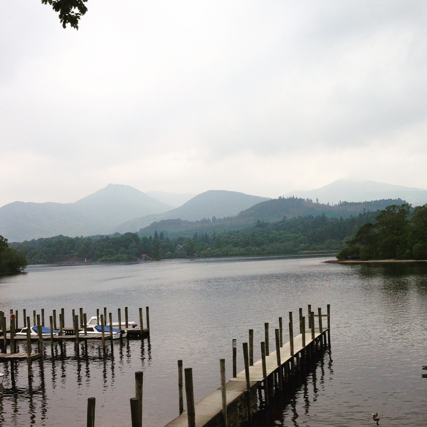 Birthday in The Lake District, England