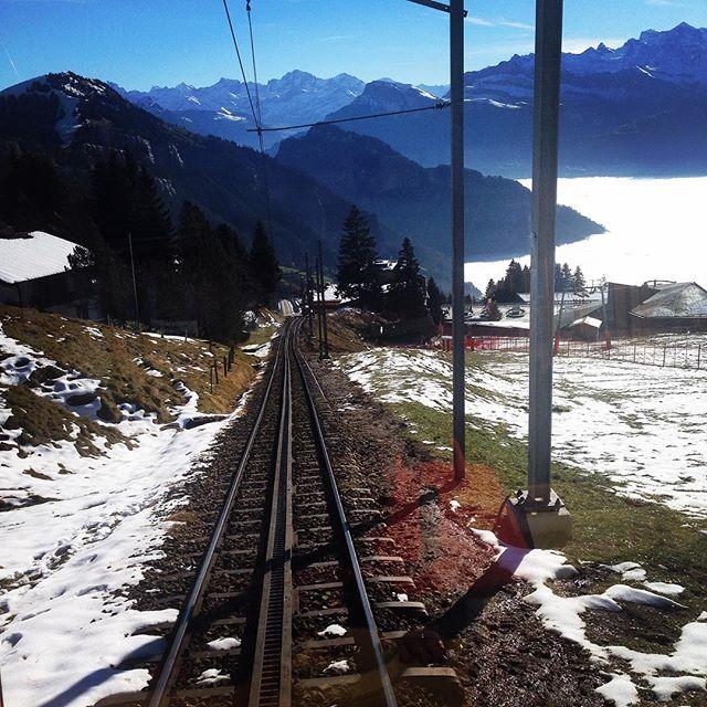 A Winter Break in Luzerne, Swizerland