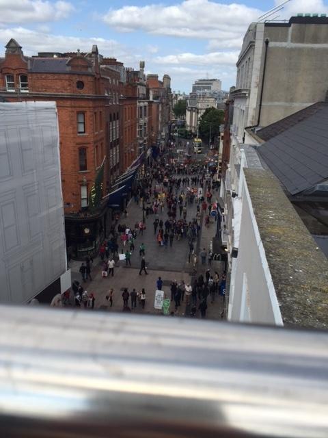 wanderlust bee a girly weekend in Dublin, Ireland