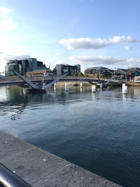 Sean O'Casey Bridge, Dublin