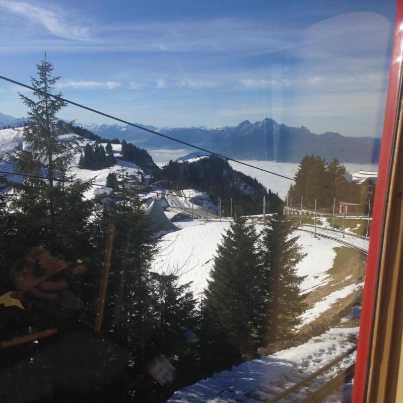 Wanderlust bee winter break in Lucerne Switzerland