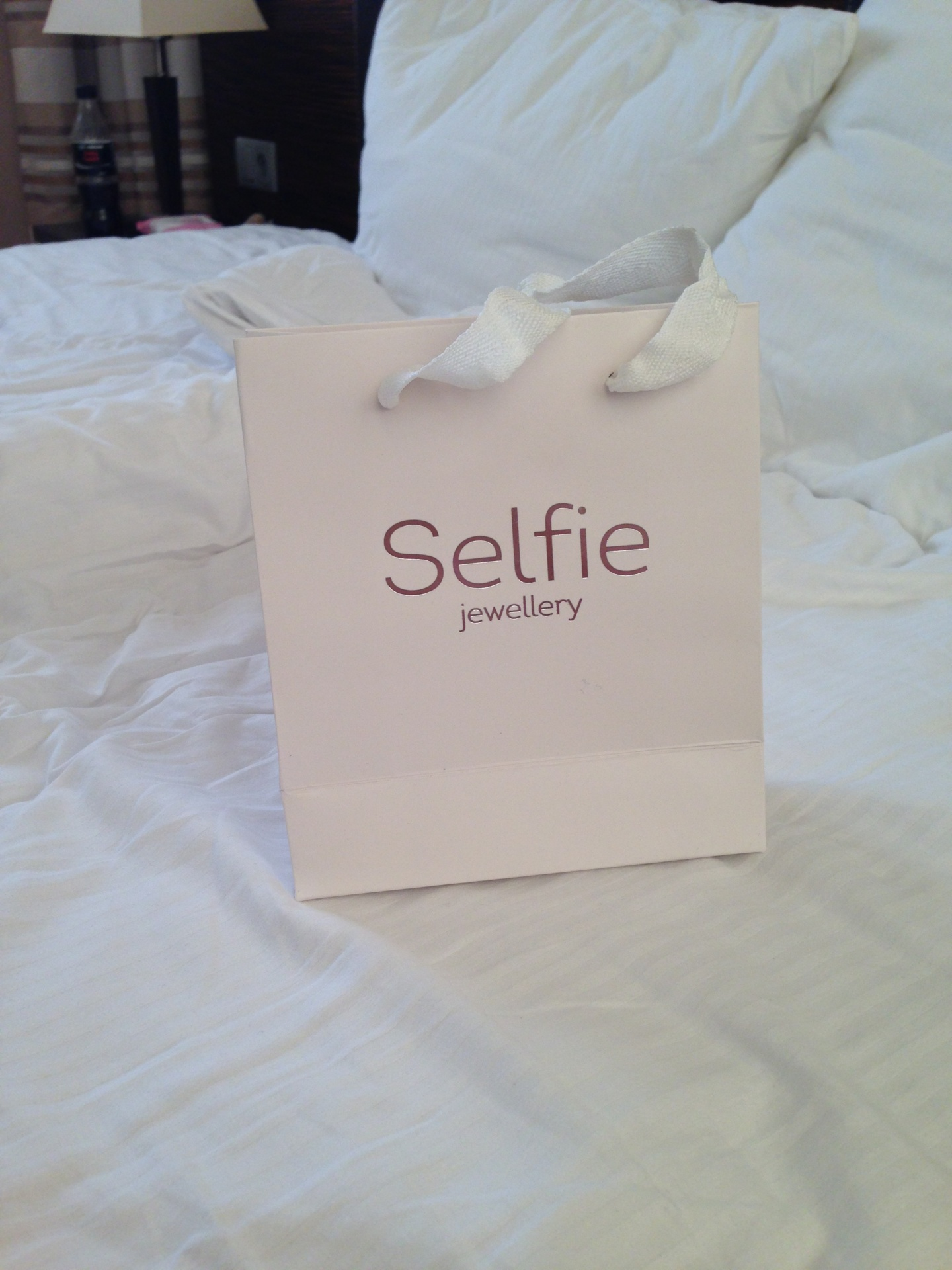 My cute purchase at selfie, Sopot