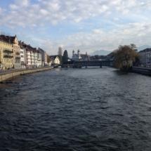 a winter break to lucerne Switzerland