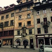 wanderlust bee travel guide to lucerne switzerland