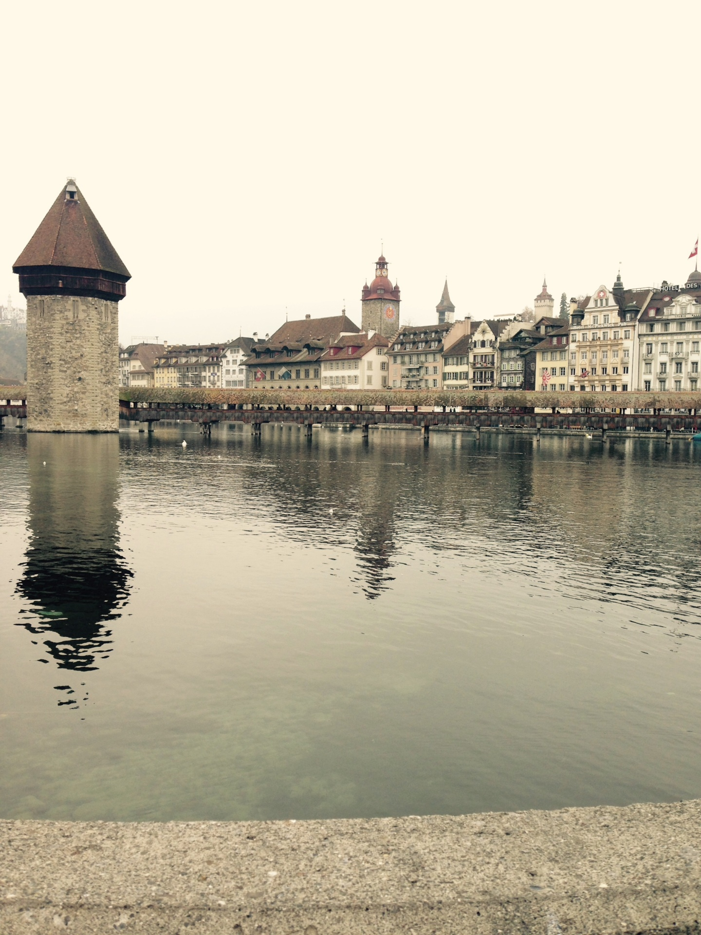A Picture Guide to Lucerne and Basel, Swizerland