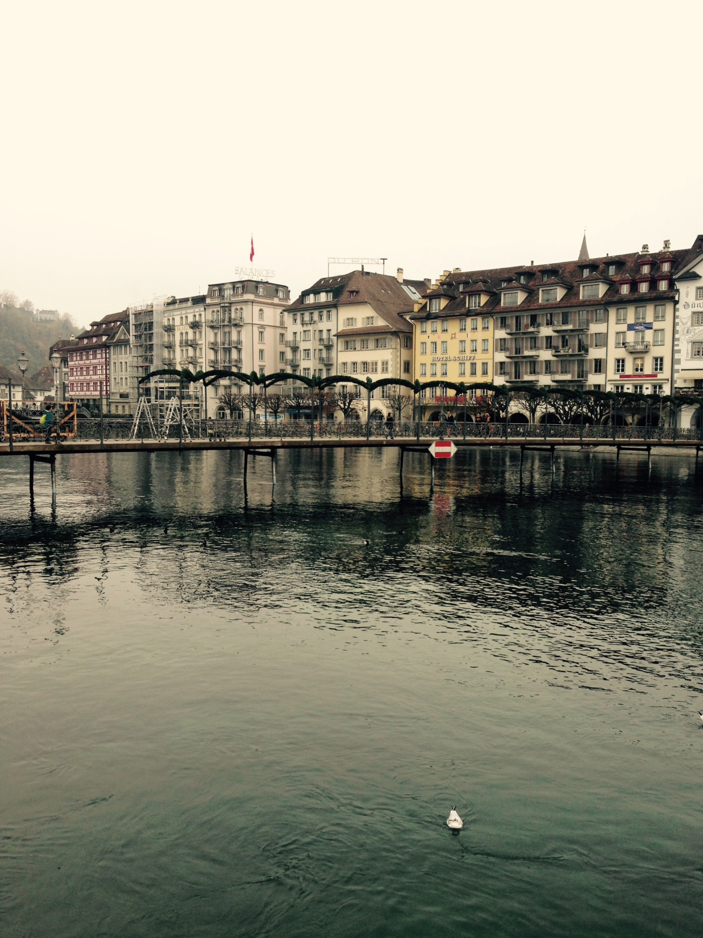 a winter break to switzerland basel and lucerne