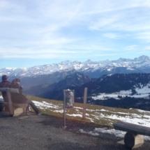 a winter hoiday to lucerne Switzerland, mount rigi