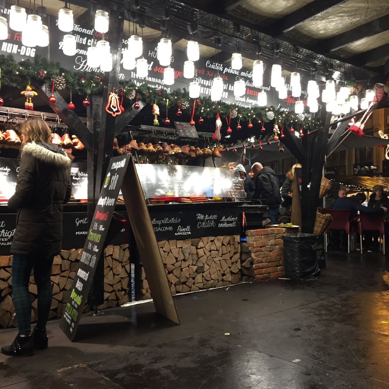 Wanderlustbee Christmas break in budapest