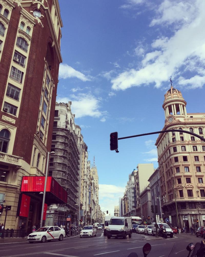 Grand vis, Madrid 2016