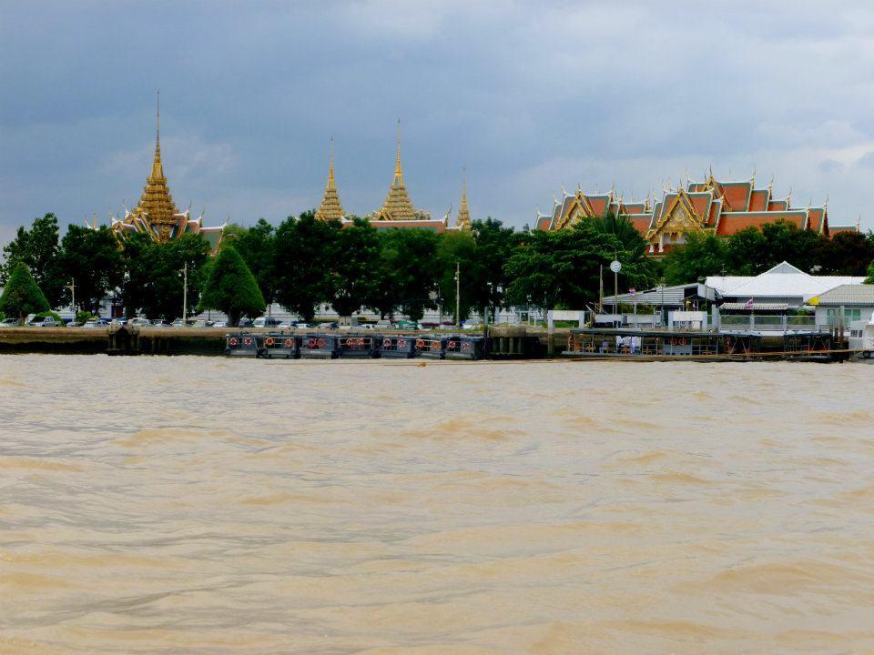 Backpacking: Stop One Bangkok