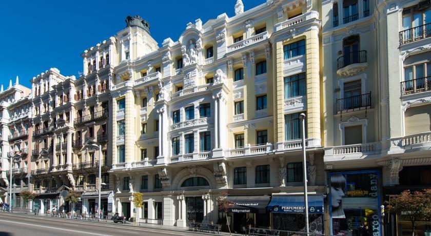 Wanderlustbee hotel review - vincci the mint, Madrid
