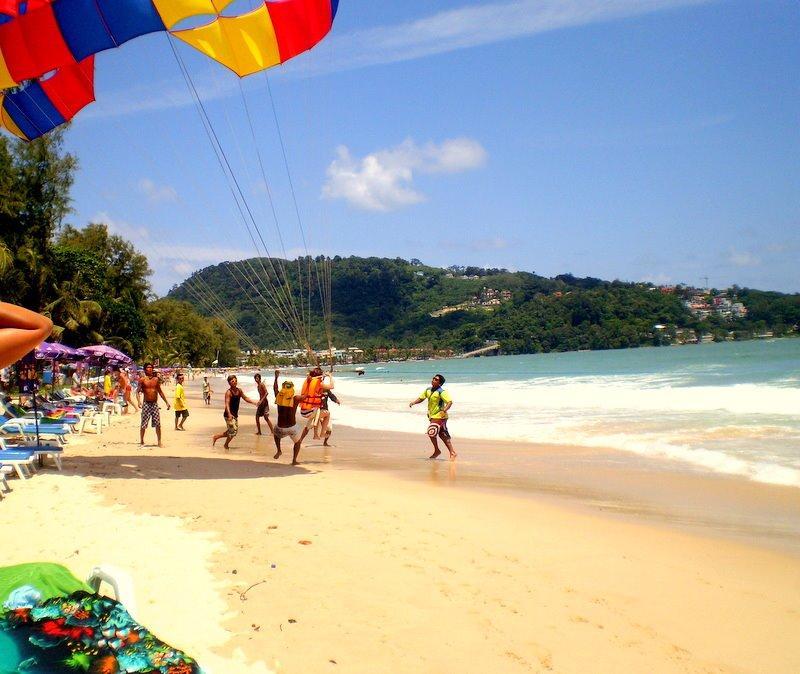 Phuket stop two backpacking