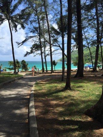 Backpacking stop two Phuket