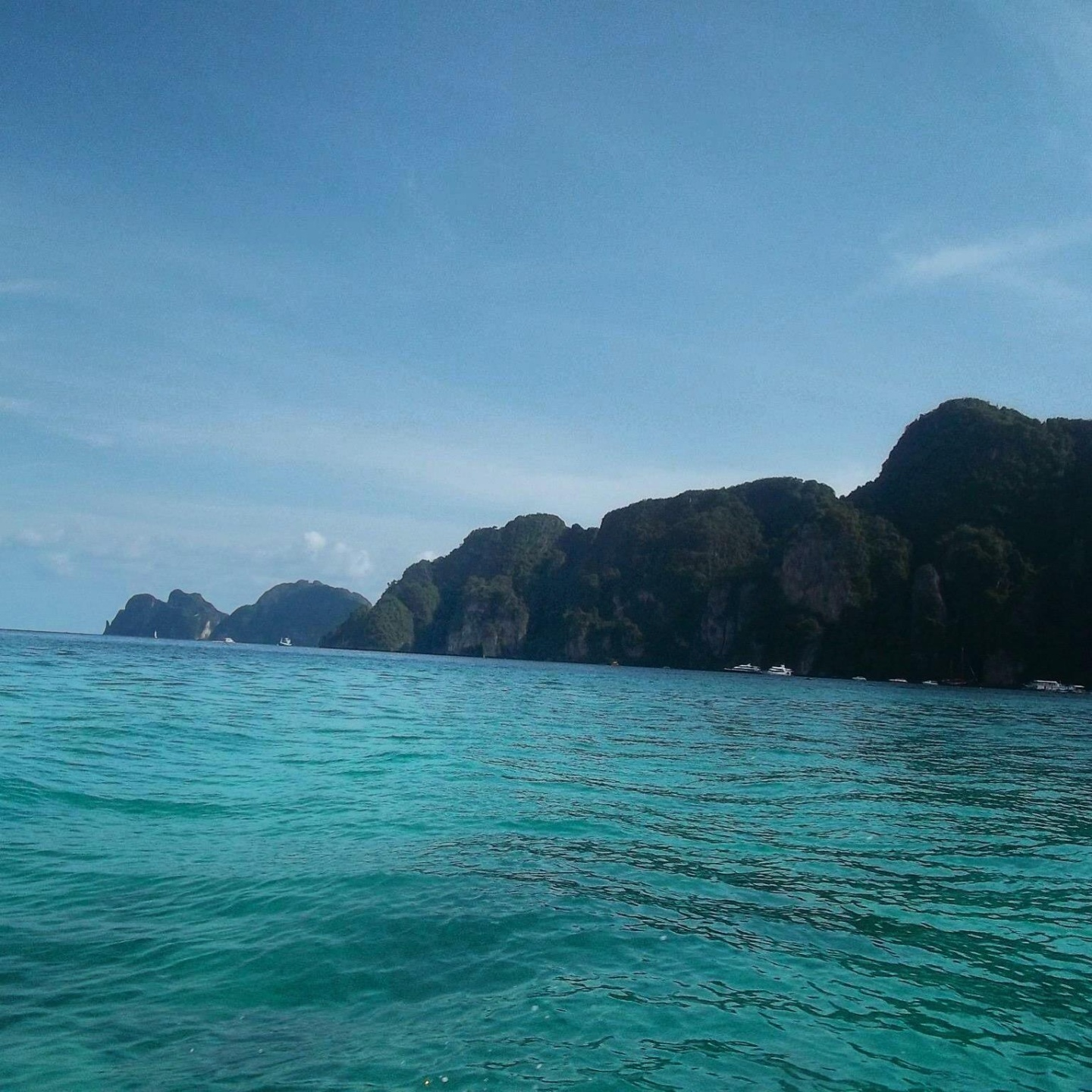 Backpacking stop three phi phi