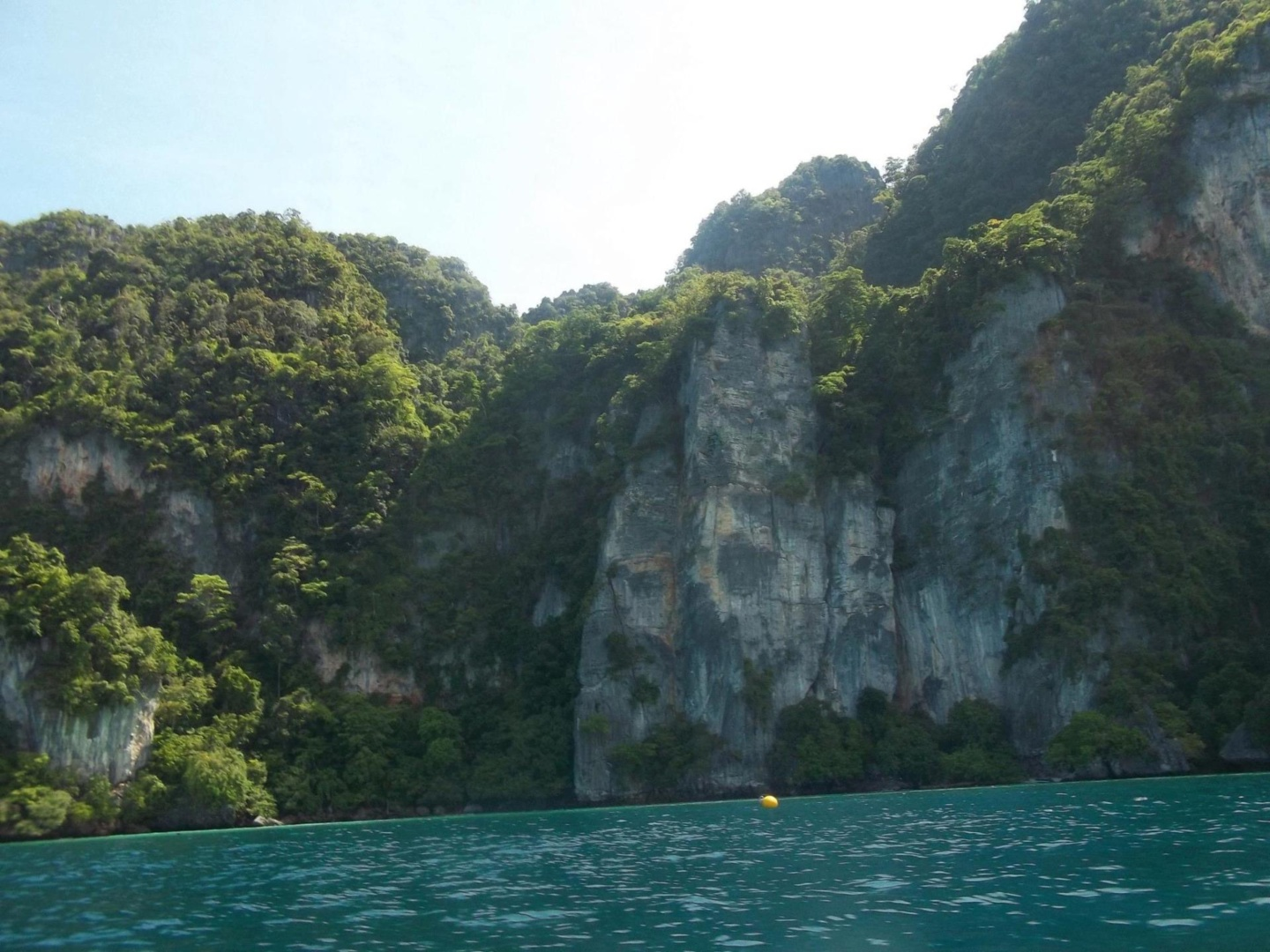 Wanderlust bee backpacking Thailand Koh phi phi part two