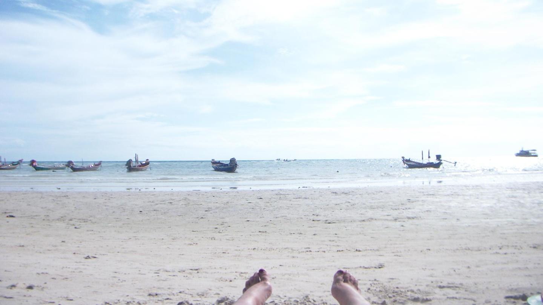 wanderlust bee backpacking asia thailand koh tao