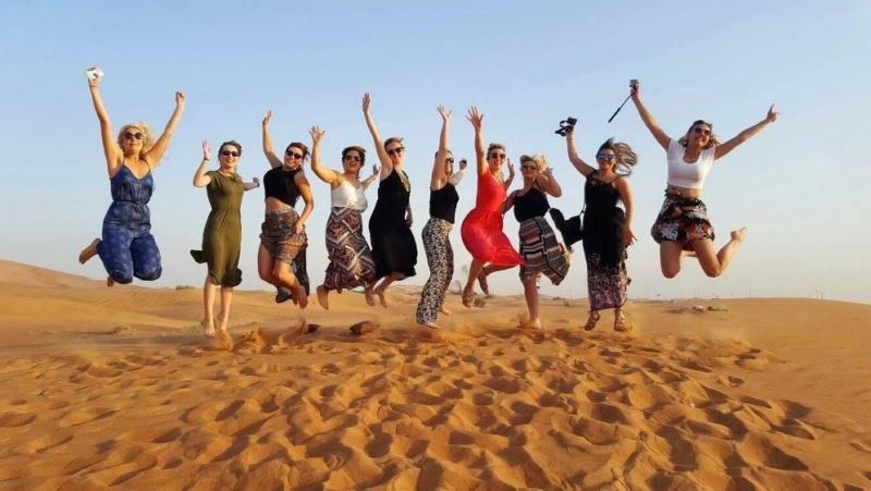 wanderlust bee Dubai oct 2016