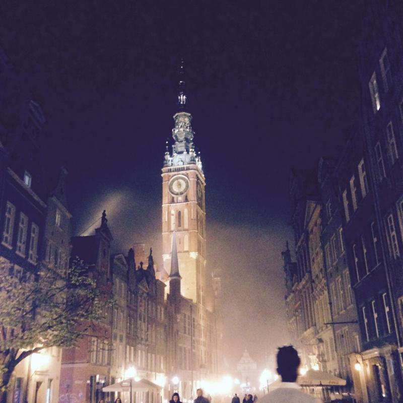 wanderlust bee bank holiday weekend in Gdansk Poland