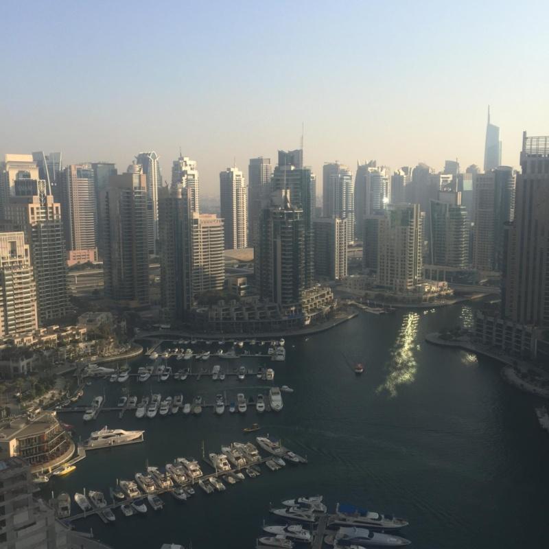 Wanderlust bee six days in Dubai