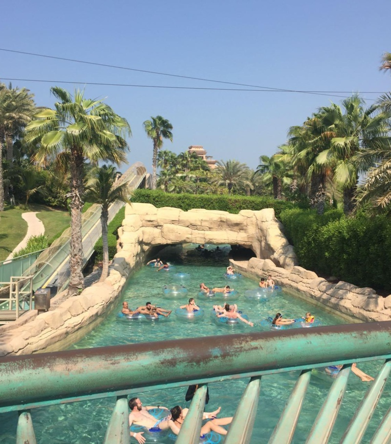 wanderlust bee 6 days i dubai - Atlantis aquaventure