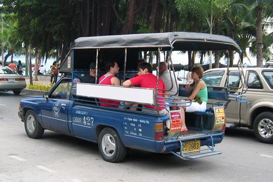 Image result for pattaya transport