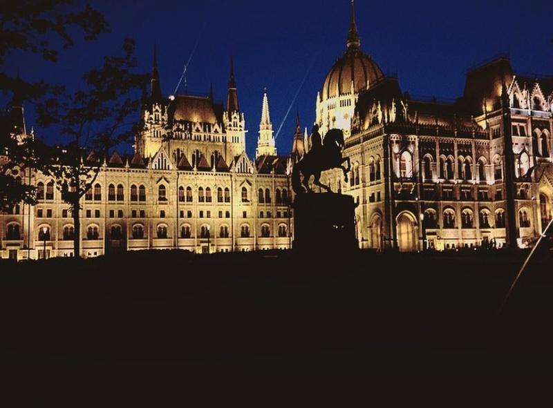 Wanderlustbee Budapest, Hungary
