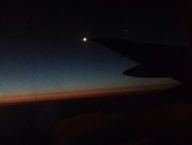 Wanderlustbee plane views