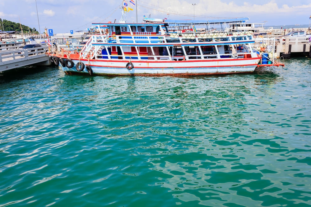 Image result for pattaya boat to koh larn