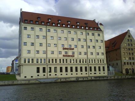 Wygląd zewnętrzny hotelu - Qubus Hotel Gdańsk